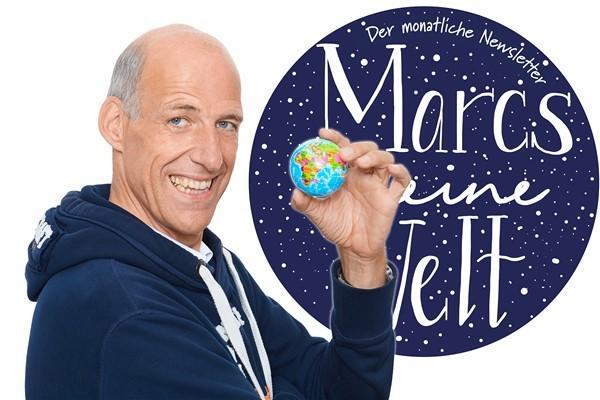 Marcs kleine Welt Newsletter